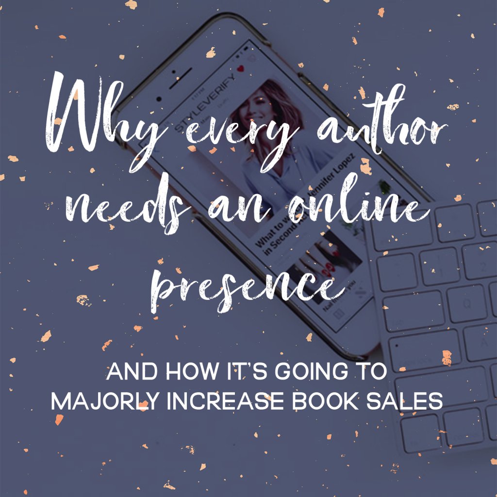 Why Every Author Needs an Online Presence