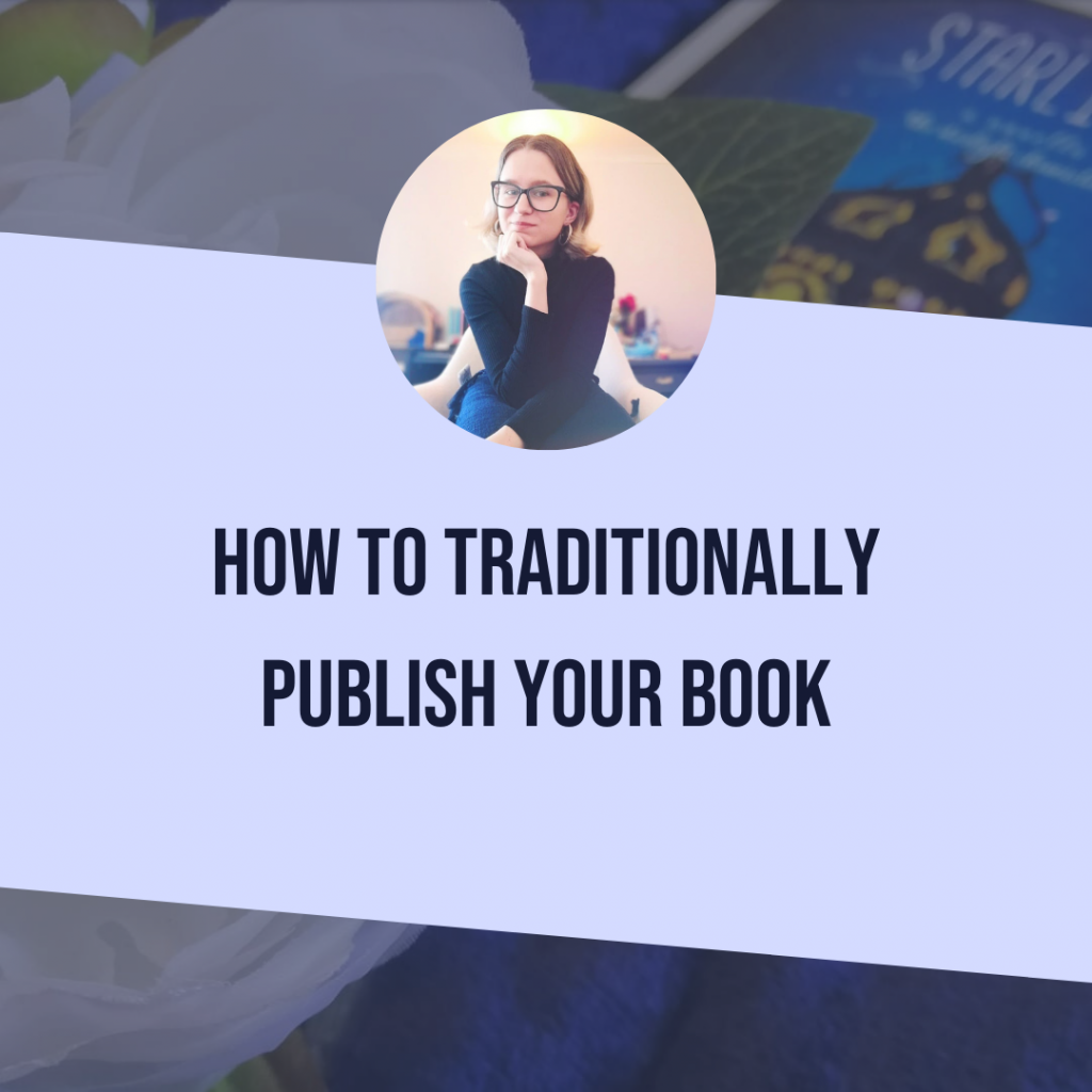 How to Traditionally Publish Your Book