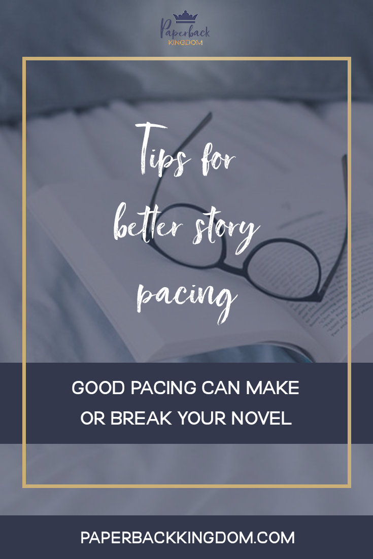 Tips For Better Pacing
