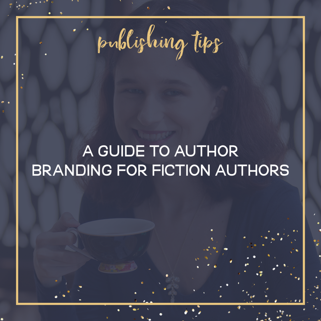 A Guide To Author Branding For Fiction Authors