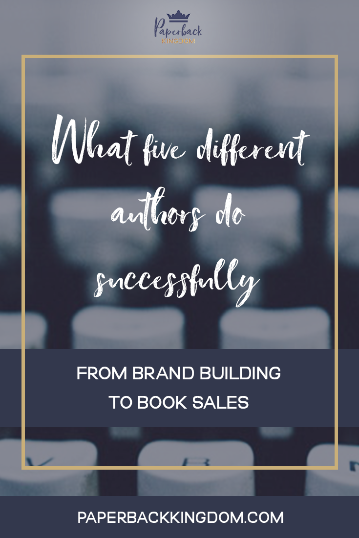 What 5 Different Authors Do Successfully