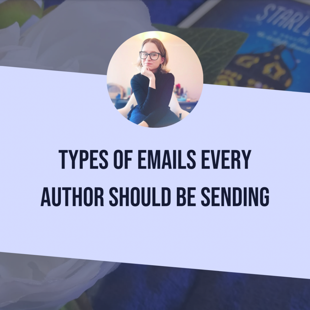 Types Of Emails Every Author Should Be Sending